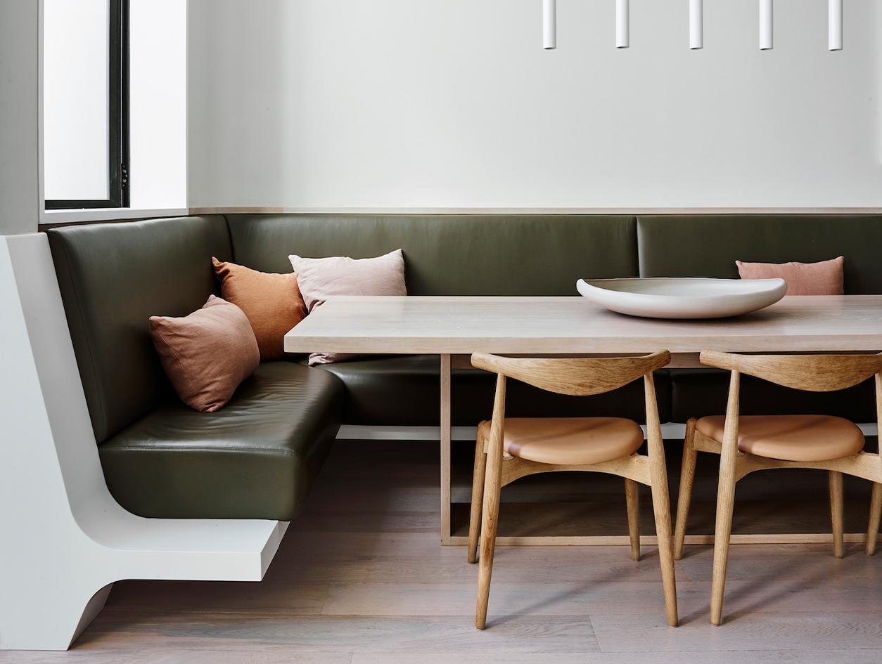 Danish White | Paddington Terrace | Smart Design Studio