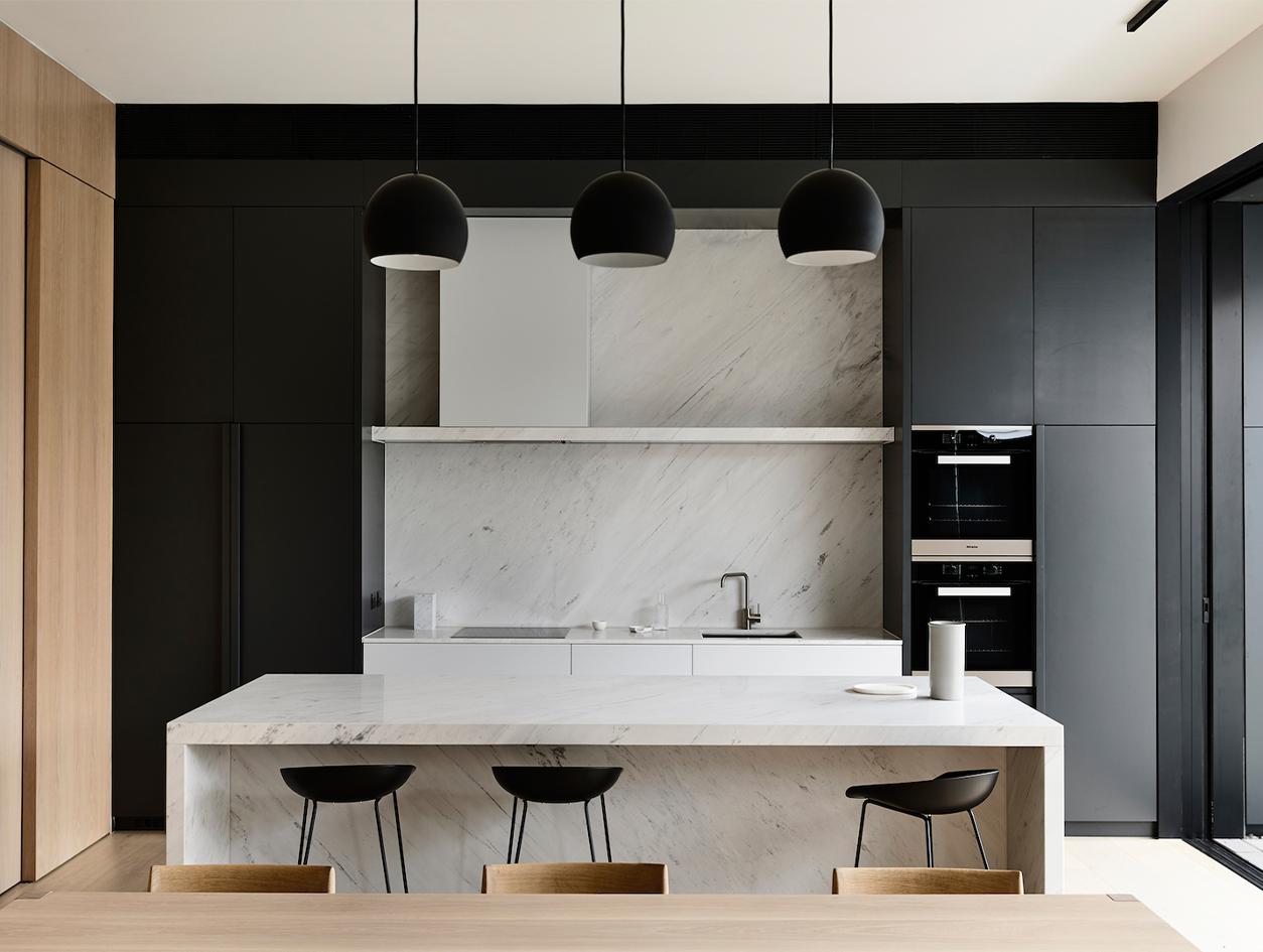 White Smoked | Elsternwick House | Wellard Architects