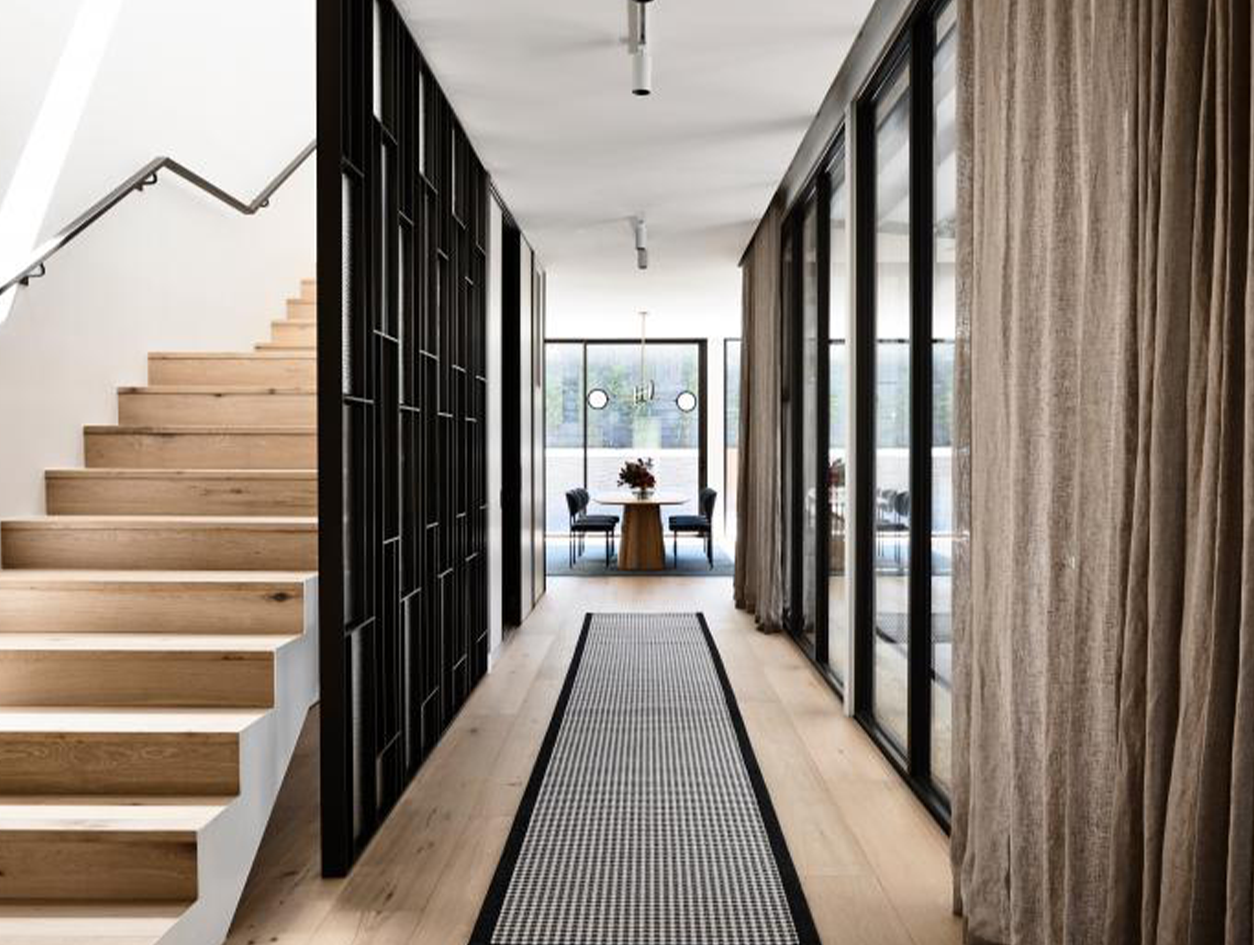 White Smoked | Kew Residence | Doherty Design Studio