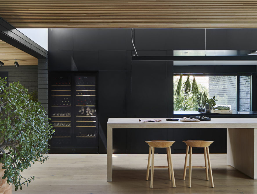 Behind the Boards: A Scandinavian-inspired Family Sanctuary by studiofour