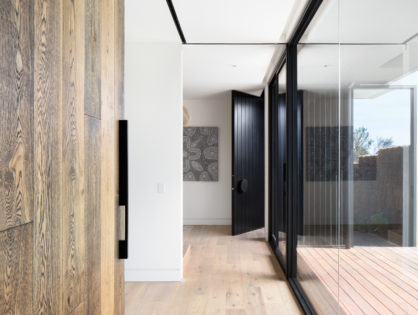 Royal Oak Floors Projects | Merki Creative | White Smoked & Smoked and Black