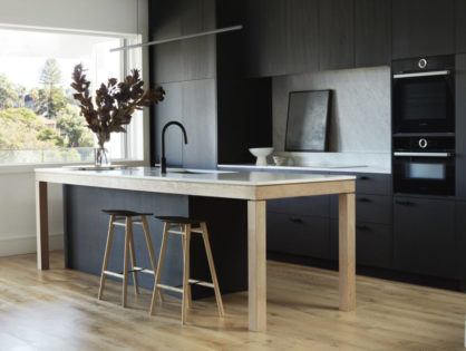 Behind the Boards: A Fresh Take on a Classically Coastal Home by Lane & Grove